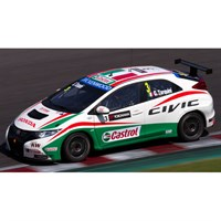 Spark Honda Civic - 2013 World Touring Car Championship - #3 G. Tarquini 1:43