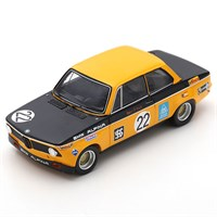 Spark BMW Alpina 2002 - 1971 Brno Grand Prix - #22 H-J. Stuck 1:43