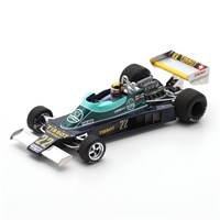 Spark Ensign N177 - 1978 Dutch Grand Prix - #22 D. Daly 1:43