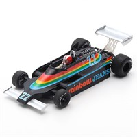 Spark Ensign N179 - 1979 Canadian Grand Prix - #22 M. Surer 1:43