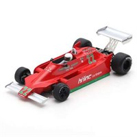 Spark Ensign N179 - 1979 British Grand Prix - #22 P. Gaillard 1:43