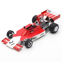 Spark Iso FW - 1974 Swedish Grand Prix - #21 T. Belso 1:43