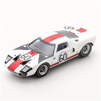 Spark Ford GT40 - 1966 Le Mans 24 Hours - #60 1:43