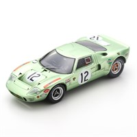 Spark Ford GT40 - 1968 Le Mans 24 Hours - #12 1:43
