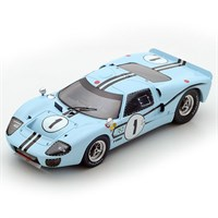 Spark Ford Mk.IIB - 1st 1967 Reims 12 Hours - #1 1:43