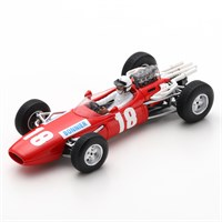 Spark Brabham BT7 - 1966 British Grand Prix - #18 J. Bonnier 1:43