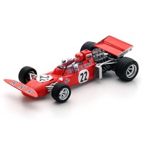 Spark March 711 - 1971 Dutch Grand Prix - #22 S. Barber 1:43