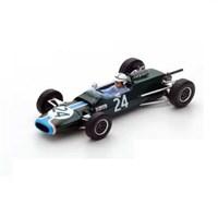 Spark Matra MS5 - 1966 Grand Prix De Reims F2 - #24 J. Surtees 1:43
