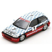 Spark Honda Civic EF9 - 1990 Group N Suzuka Test - #1 A. Senna 1:43