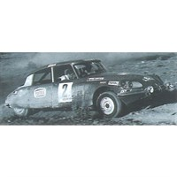 Spark Citroen DS 21 - 1st 1970 Moroccan Rally - #2 B. Neyret 1:43
