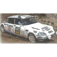 Spark Citroen DS 23 - 1st 1974 World Cup Rally - #46 1:43
