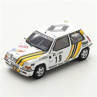 Spark Renault 5 GT Turbo - 1989 Monte Carlo Rally - #19 A. Oreille 1:43