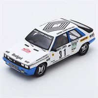 Spark Renault 11 Turbo - 1985 Monte Carlo Rally - #31 A. Oreille 1:43