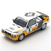 Spark Renault 11 Turbo - 1987 Portugal Rally - #4 J. Ragnotti 1:43