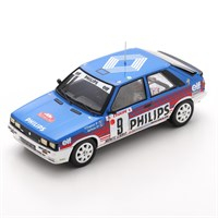 Spark Renault 11 Turbo - 1987 Monte Carlo Rally - #9 F. Chatriot 1:43