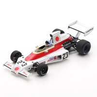 Spark McLaren M23 - 1974 South African Grand Prix - #23 D. Charlton 1:43