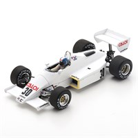 Spark Arrows A6 - 1983 Brazilian Grand Prix - #30 C. Serra 1:43