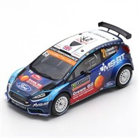 Spark Ford Fiesta R5 - 2019 Monte Carlo Rally - #21 G. Greensmith 1:43