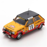 Spark Renault 5 Alpine - 1979 Monte Carlo Rally - #16 G. Frequelin 1:43