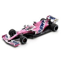 Spark Racing Point RP20 - 2020 70th Anniversary Grand Prix - #27 N. Hulkenberg 1:43