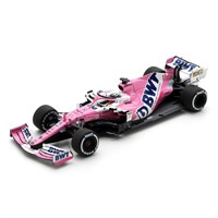 Spark Racing Point RP20 - 2020 Belgian Grand Prix - #18 L. Stroll 1:43