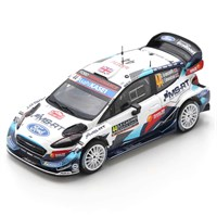 Spark Ford Fiesta WRC - 2020 Monte Carlo Rally - #44 G. Greensmith 1:43