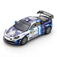 Spark Alpine A110 Rally RGT - 2020 Rally Monza - #91 P. Ragues 1:43