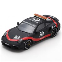 Spark Porsche 911 Turbo - Safety Car - 2018 Le Mans 24 Hours 1:43