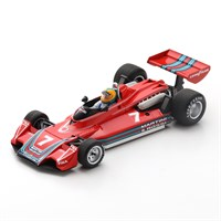 Spark Brabham BT45 - 1976 Canadian Grand Prix - #7 L. Perkins 1:43