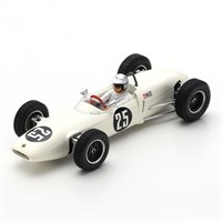 Spark Lotus 21 - 1962 Mexican Grand Prix - #25 J. Hall 1:43