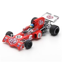 Spark March 721X - 1972 Race Of Champions - #61 R. Peterson 1:43