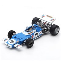 Spark Matra MS80 - 1969 Canadian Grand Prix - #18 J-P. Beltoise 1:43