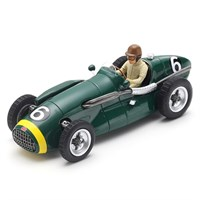 Spark Connaught A-Type - 1952 British Grand Prix - #6 D. Poore 1:43
