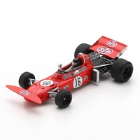 Spark March 711 - 1971 German Grand Prix - #16 A. De Adamich 1:43