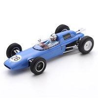 Spark Lotus 24 - 1963 German Grand Prix - #28 B. Collomb 1:43