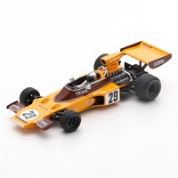 Spark Lotus 72E - 1974 South African Grand Prix - #29 I. Scheckter 1:43