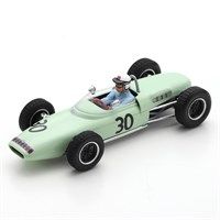 Spark Lotus 18-21 - 1961 French Grand Prix - #30 H. Taylor 1:43