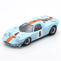 Spark Ford Mirage - 1st 1967 Spa 1000 Km - #6 1:43
