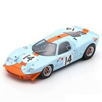 Spark Ford Mirage M1 - 1967 Le Mans 24 Hours - #14 1:43