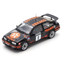 Spark Ford Sierra RS Cosworth - 1987 Rally Finland - #6 A. Vatanen 1:43