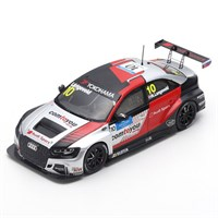 Spark Audi RS3 LMS - 2019 Slovakia Ring WTCR - #10 N. Langeveld 1:43