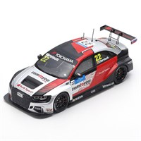 Spark Audi RS3 LMS - 2019 Marrakesh WTCR - #22 F. Vervisch 1:43