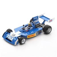 Spark Surtees TS16 - 1974 Brazilian Grand Prix - #18 C. Pace 1:43