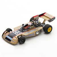 Spark Surtees TS16 - 1974 Swedish Grand Prix - #23 L. Kinnunen 1:43