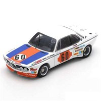 Spark BMW 3.0 CSL - 1973 Spa 1000 Km - #60 1:43