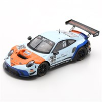 Spark Porsche 911 GT3 R - GPX Racing Showcar 'The Spade' 2020 - #36 1:43