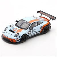 Spark Porsche 911 GT3 R - GPX Racing Showcar 'The Club' 2020 - #40 1:43