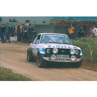 Ford Escort RS1800 - 1981 Haspengouw Rally - #14 B. Fisher 1:18