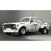 Sun Star Ford Escort RS1800 - 2010 Albert Clark Rally - #1 G. Evans 1:18