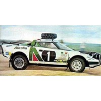Lancia Stratos HF - 1976 Safari Rally - #1 B. Waldegard 1:18